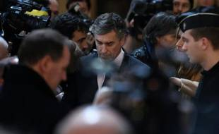 L'ancien ministre Jérôme Cahuzac, le 8 février 2016