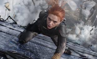 Scarlett Johansson dans «Black Widow».