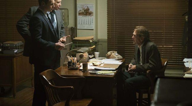 Jonathan Groff et Holt McCallany dans la série « Mindhunter ». – Patrick Harbron/Netflix