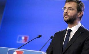 Jerome Lavrilleux, le 22 novembre 2012 à Paris