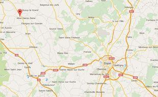 Un homme se trouvait en garde à vue dimanche en début de soirée après un tir sur la façade de la gendarmerie de Venarey-les-Laumes, non loin de Dijon.