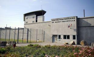 Le centre pénitentiaire de Nancy-Maxeville le 8 septembre 2014.