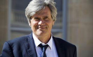 Stéphane Le Foll lors d'un conseil des ministre le 29 aout 2012.
