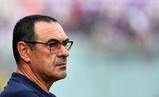 Maurizio Sarri est le nouveau coach de Chelsea