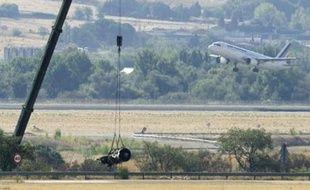 Les corps des 154 victimes de la catastrophe du vol Spanair du 20 août sur l'aéroport de Madrid-Barajas, ont été identifiés, a indiqué samedi un porte-parole du ministère espagnol de l'Intérieur.