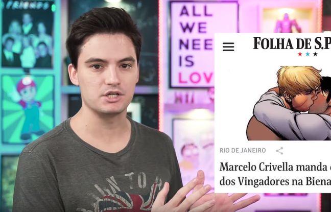 Brésil: le youtubeur qui avait distribué des livres évoquant l'homosexualité est menacé de mort