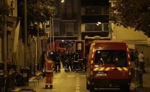 Un incendie dans un immeuble d'habitation a fait sept blessés graves, dont cinq enfants, dimanche 19 août 2018, à Aubervilliers.