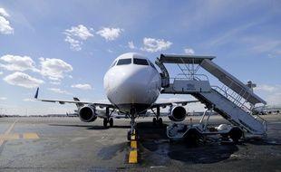 Un avion du groupe Air France-KLM (Illustration)