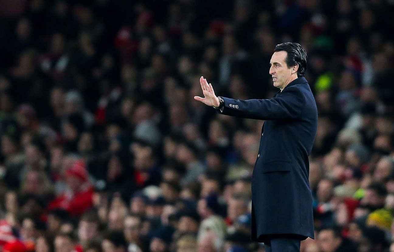 Ligue des champions: Emery fait pencher la balance du bon côté