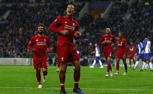 Virgil van Dijk a été nommé joueur de la saison 2018-2019 de Premier League par ses pairs.