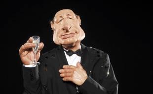La marionnette de Jacques Chirac revient ce vendredi soir sur Canal+.