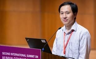 He Jiankui a affirmé avoir fait naître les premiers bébés génétiquement modifiés