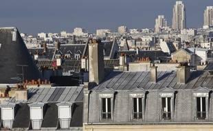 Les loyers parisiens ont augmenté en 2019 (Illustration).