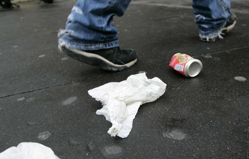 «Si les gens n'ont pas un peu de civisme»... Une première marche verte pour nettoyer les rues de Bordeaux
