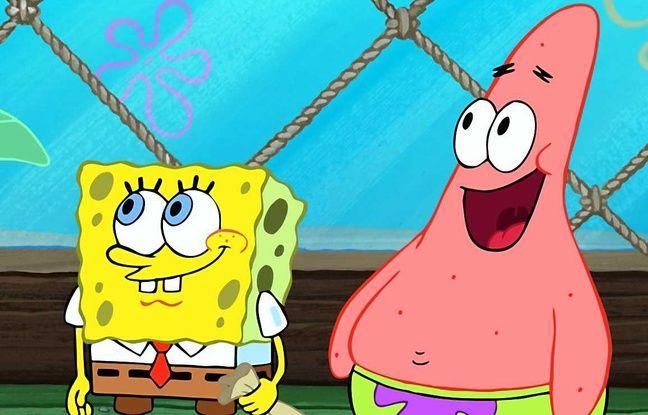 Bob l'éponge et son ami Patrick