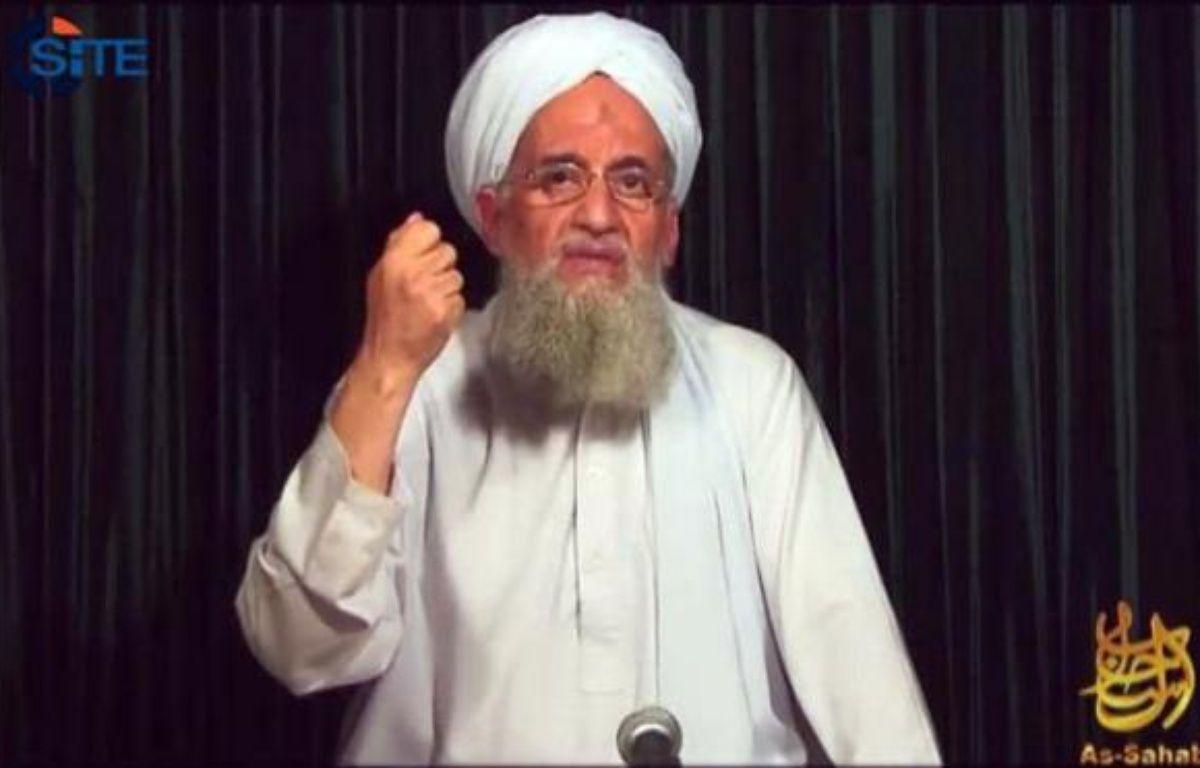 """Le chef d'Al-Qaïda, Ayman al-Zawahiri, a appelé les musulmans à continuer à protester contre le film anti-islam """"l'innocence des musulmans"""" dans un message audio diffusé samedi sur des sites islamistes. –  afp.com"""