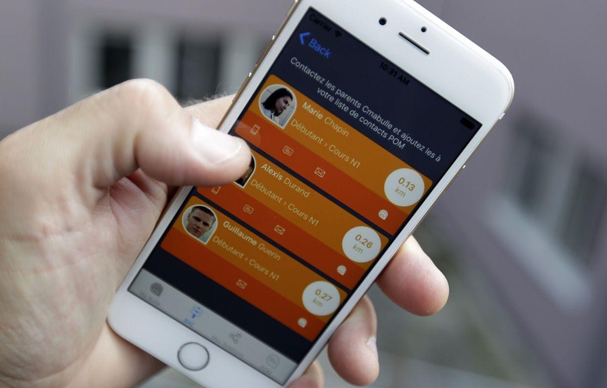 Cmabulle, une application développée par deux Lilloises. – M.Libert/20 Minutes