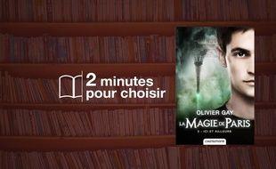 «La Magie de Paris», t3, d'Olivier Gay chez Castelmore