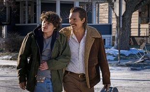 Richie Merritt et Matthew McConaughey dans Undercover: Une histoire vraie de Yann Demange