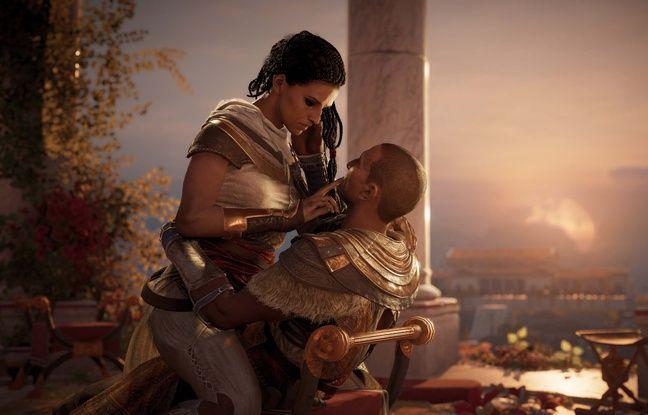 Mathieu, lecteur de 20 Minutes a pu se glisser dans la peau de Bayek, héros du nouvel Assassin's Creed Origins.