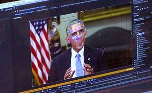 Les deepfakes servent parfois à lancer des campagnes de désinformation. (Illustration)