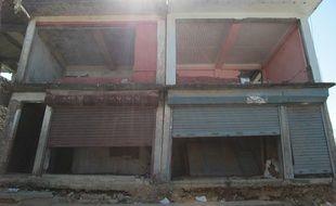 Dans le district de Sindhupalchok, épicentre des répliques sismiques en mai dernier au Népal.