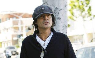 Le batteur de Mötley Crüe et père des fils de Pamela Anderson, Tommy Lee