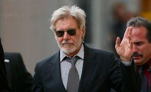 Harrison Ford a dit adieu à Han Solo l'année dernière