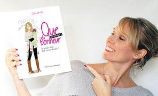Céline Charlès qui consacre un blog humoristique sur la maternité, vient de publier une bande dessinée numérique.