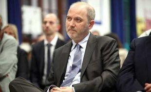 Le député EELVDenis Baupin, le 6 juin 2012 à Paris.