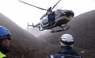 Le peloton de gendarmerie de Haute-Garonne en intervention à Luchon. (Illustration)