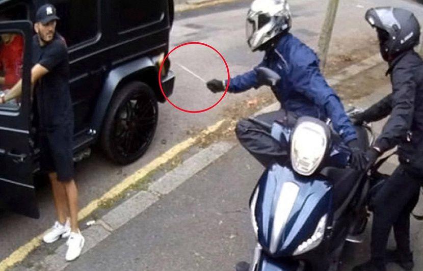 Angleterre: Dix ans de prison pour l'homme qui avait tenté de voler les montres d'Özil et Kolasinac