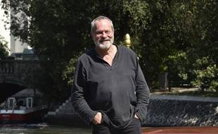 Terry Gilliam à Venise le 7 septembre 2015.
