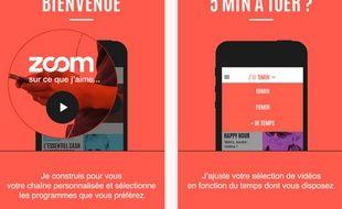 FranceTV lance l'application