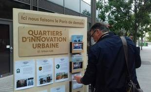Le premier quartier d'innovation urbaine est situé dans le XIIIe arrondissement