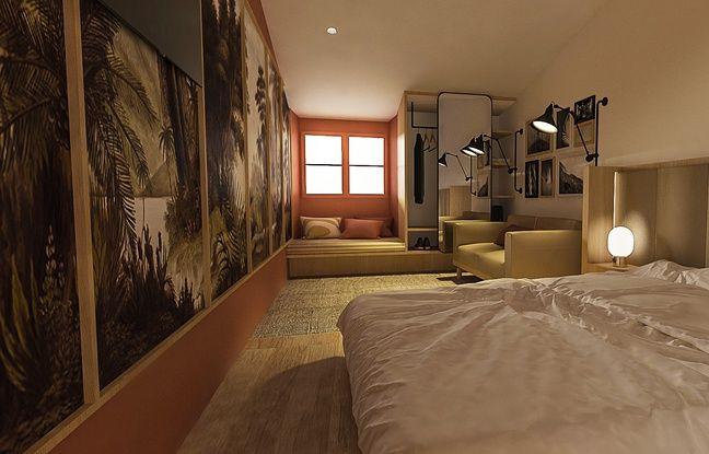 L'auberge de jeunesse Central Hostel proposera aussi trois chambres.