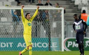 Alejandro Bedoya, l'auteur du but victorieux en 8e de finale à Bordeaux.