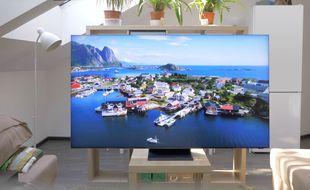 Profitez des offres d'hiver Samsung avec 3 000 euros de remise immédiate et 500 euros d'offres de remboursement sur les téléviseurs et l'électroménager.