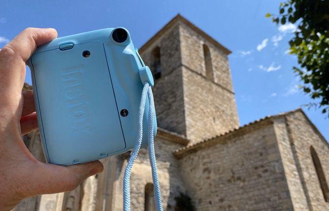 L'Instax mini 11 reste finalement peu adapté aux classiques prises de vues.