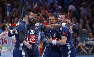 Les Français sont champions du monde pour la sixième fois