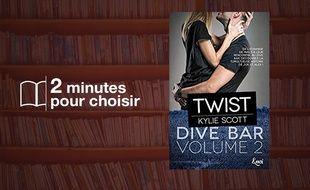 «Twist: Dive Bar - Volume 2» par Kylie Scott chez Emoi (300 p., 12,90€).
