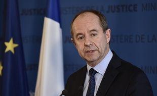 Le ministre de la Justice Jean-Jacques Urvoas