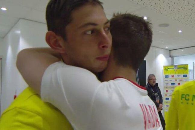 Emiliano Sala et Valentin Vada se sont aussi affrontés lors de match entre Nantes et Bordeaux.