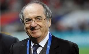 Le président de la Fédération française de football, Noël Le Graët, le 12 novembre 2015.