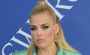 L'actrice Busy Philipps