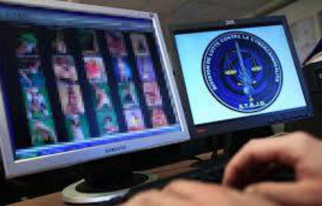 25.000 photos pédopornographiques ont été retrouvées par les gendarmes sur l'ordinateur du sexagénaire.
