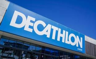 Un magasin Decathlon, ici en Belgique (illustration)