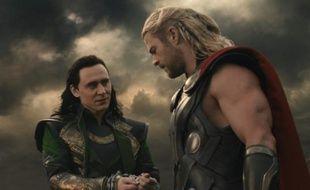 Loke et Thor