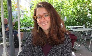 Marion Pineau est la chargée de projet du site Handissomo depuis novembre 2016