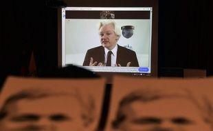 Le fondateur de Wikileaks Julian Assange
